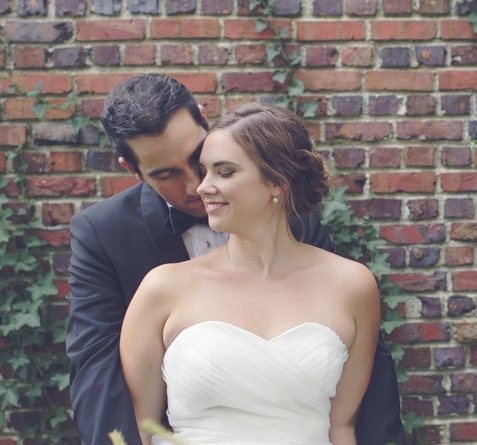Hillary and Assad // Wedding Film | Norfolk, VA